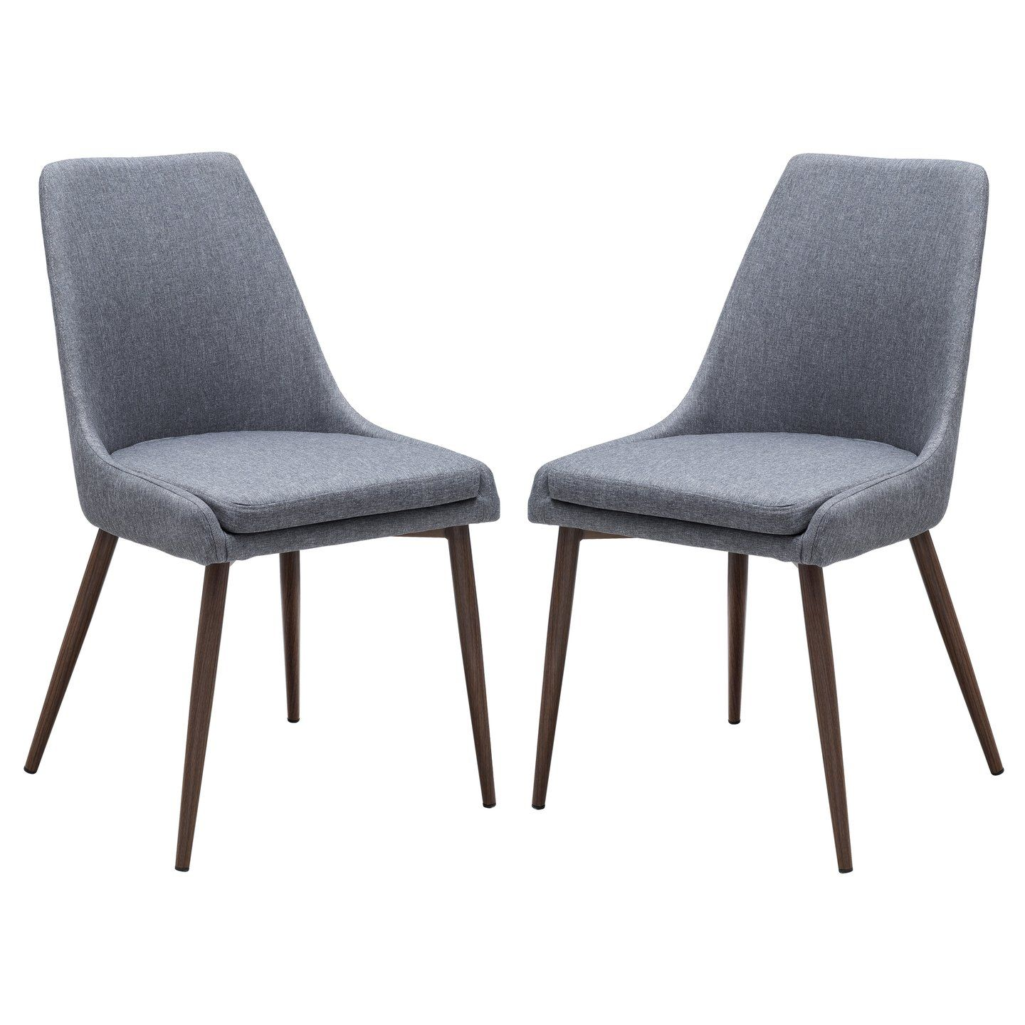Set Of 2  Ethen Dining Chairs