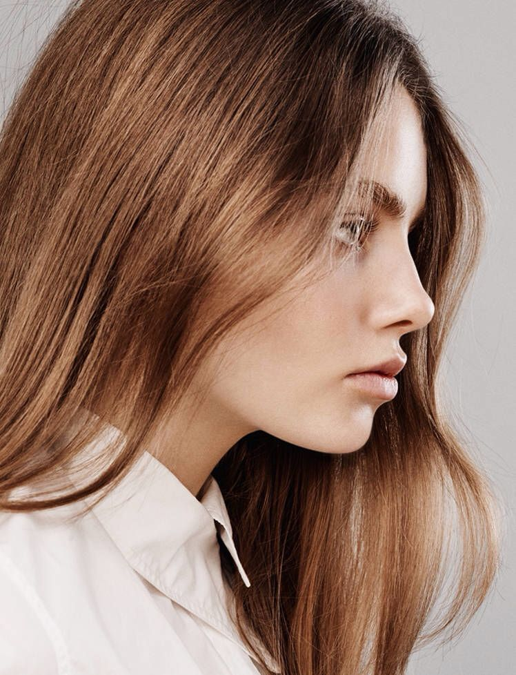 Into The Light: Kristine Froseth By Hasse Nielsen For Cover Denmark March 2015