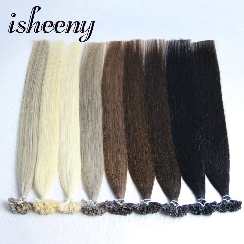 Find More Nailu Tip Information About Isheeny Remy Fusion Hair
