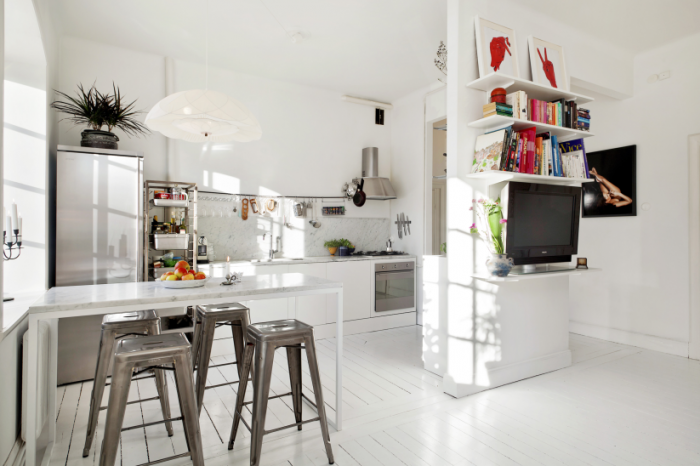 Klein Appartement Inrichting : Industrieel klein appartement inrichting google zoeken our new