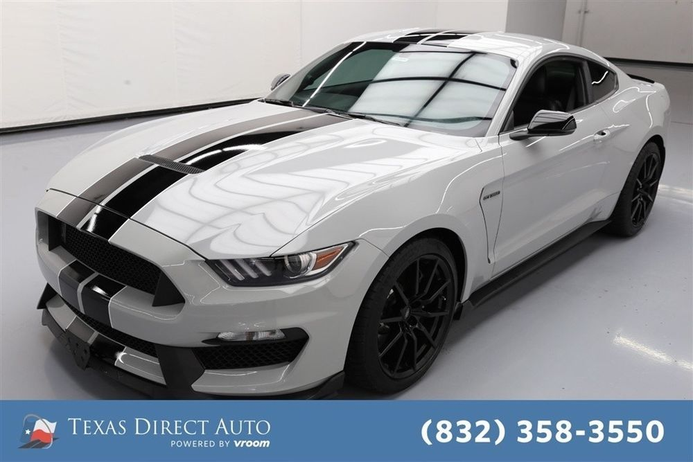ebay 2016 ford mustang shelby gt350 2dr fastback texas direct auto rh pinterest com