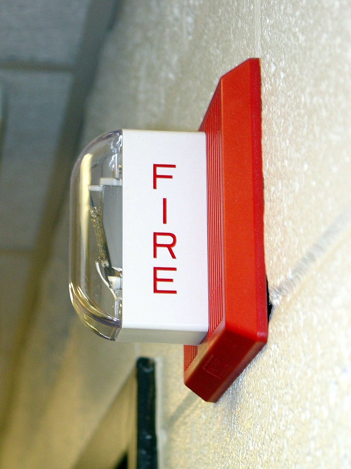 Fire Alarm System Wikipedia Fire Alarm System Fire Alarm Fire Hydrant System