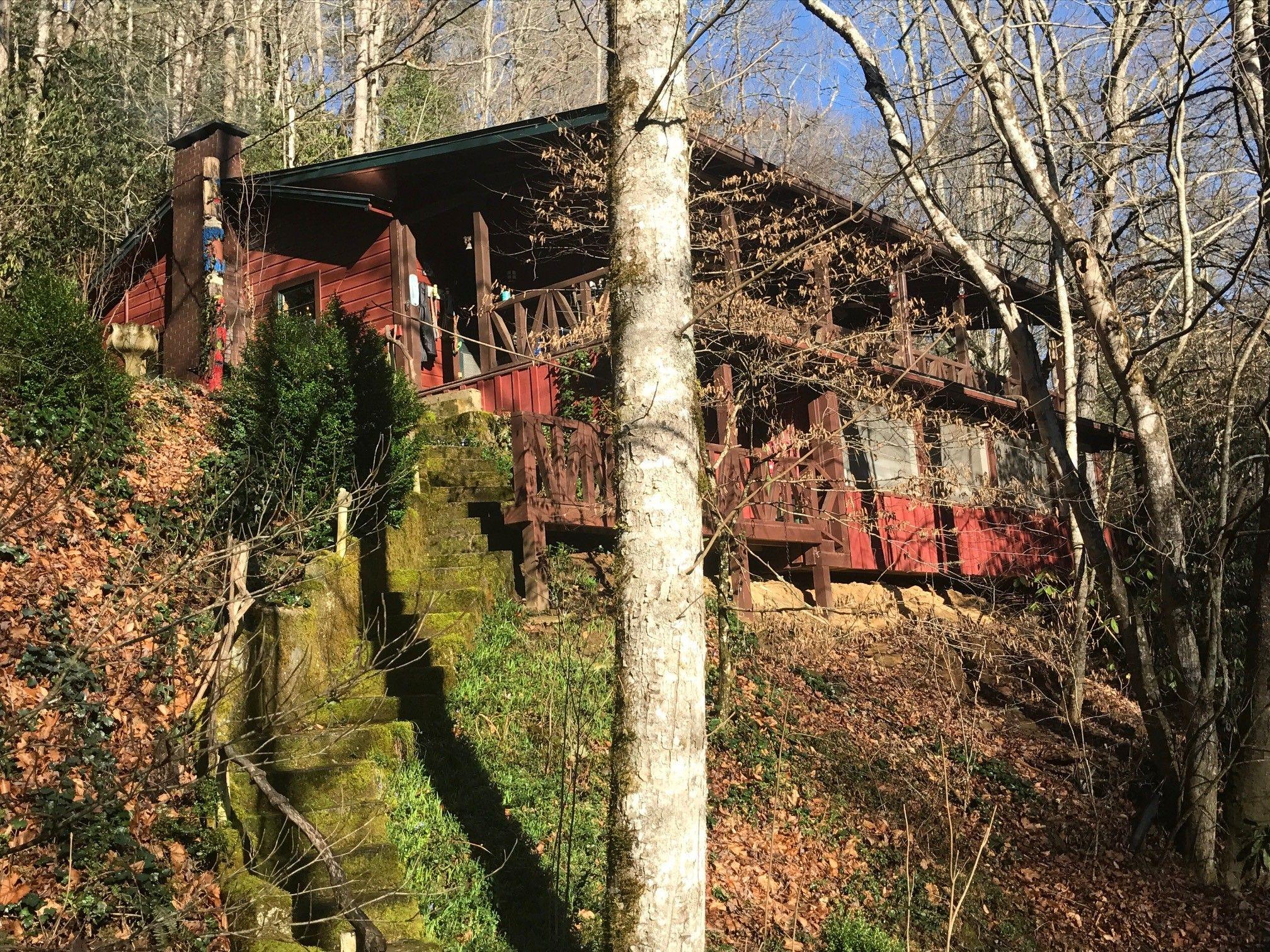 travel cabins helen near georgia ga steemit cabin towns creek freedomcoin