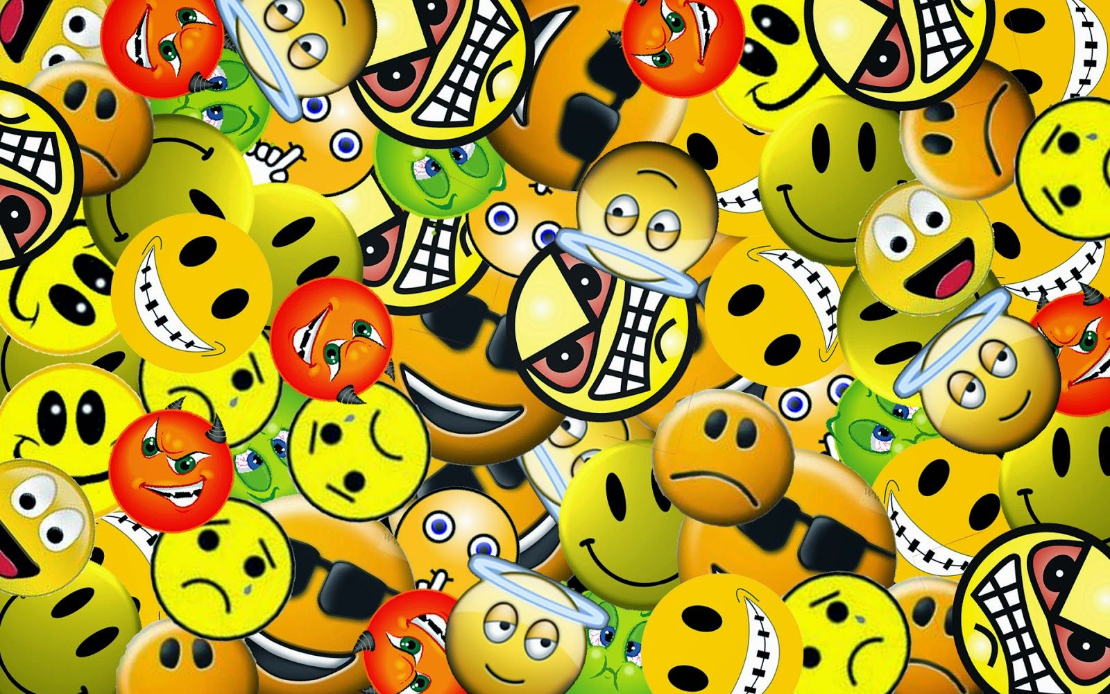 Smiley wallpaper by NePosas on DeviantArt 1600×1000 Smiley