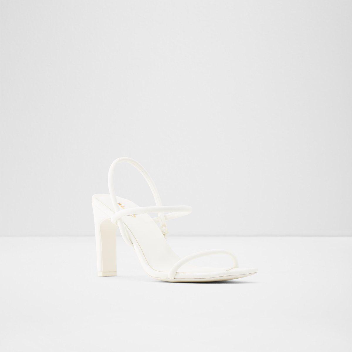 Karla White Women's Sandals | ALDO