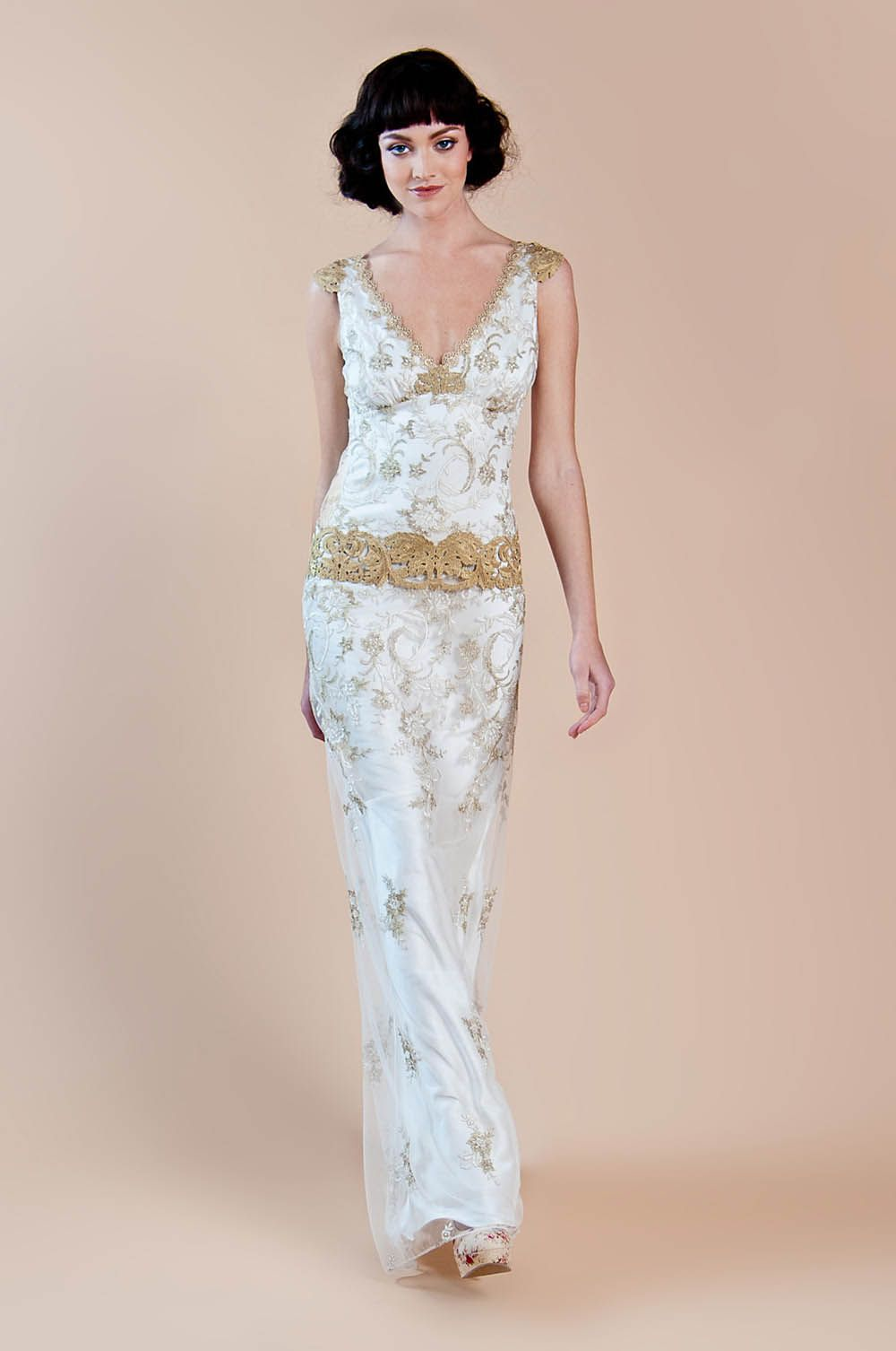Mossy Couture: Featured Claire Pettibone Bridal Couture. This gown ...