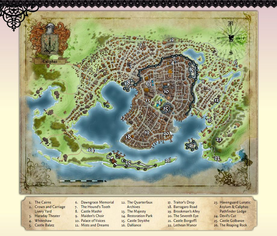 Pin by Glenn Wallace on RPG Maps | Fantasy city map ...