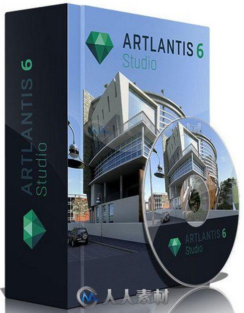 cr-artlantis 6