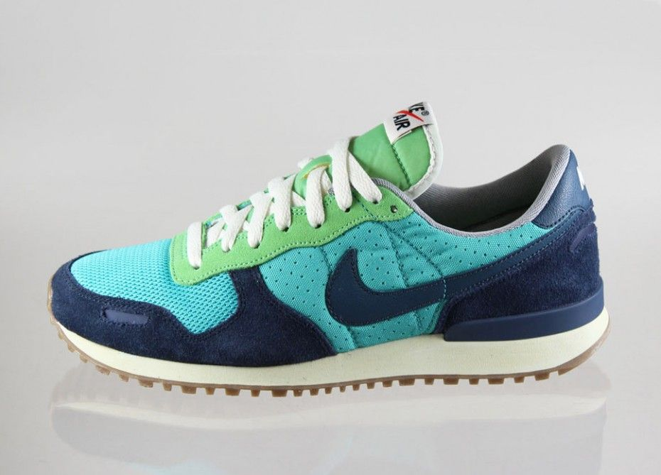 Nike Air Vortex Vintage V-Series (Sport Turquoise / Squadron Blue -  Obsidian -