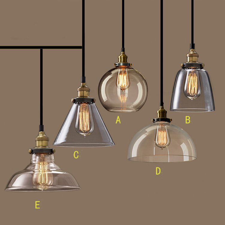 Bon Cheap Lighting Light Fixtures, Buy Quality Light Bulb Pendant Light  Directly From China Light Ash Blonde Hair Suppliers: Nordic Vintage Glass  Pendant Lamp ...