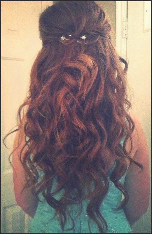 Long Curly Hairstyles 2014 Beautiful Prom Hairstyles For