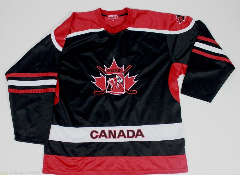 Details About Used Impressions Canada Hockey Jersey Size Large Canada Hockey Mens Designer Shirts Hockey Teams