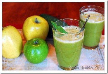 Green goblin juice