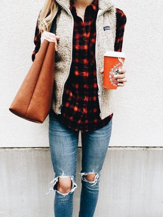 foto de Pin de Lauren Burke en Fall/winter clothes (con imágenes) Ropa casual Otoño moda 2017 Ropa