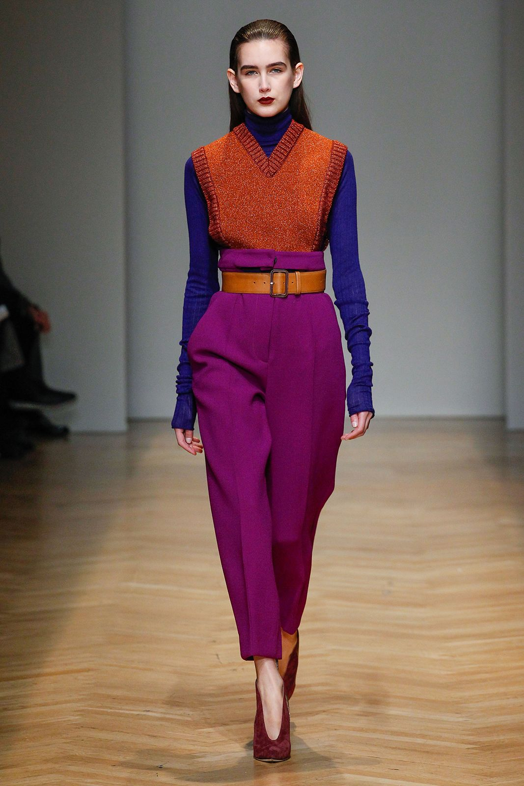 Watch - How to colour wear blocking trend video