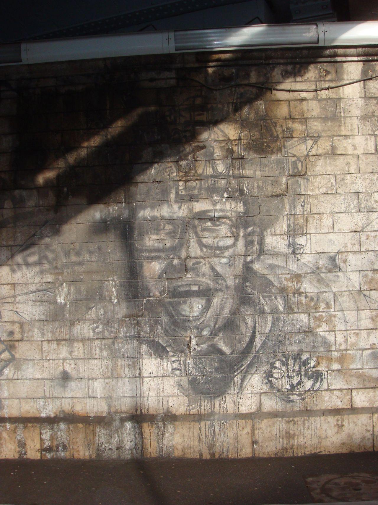 #StreetArt #UrbanArt #Graffiti - Vitry Sur Seine - Sly 2 (Photos by My Urban Island)