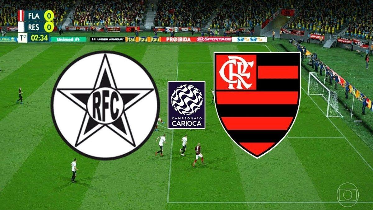 Assista Agora Flamengo X Portuguesa Rj Ao Vivo Online E De Graca