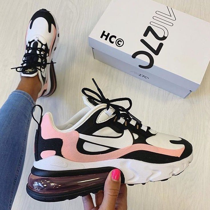 I think I'm in love with this pair of Nike Air Max 270