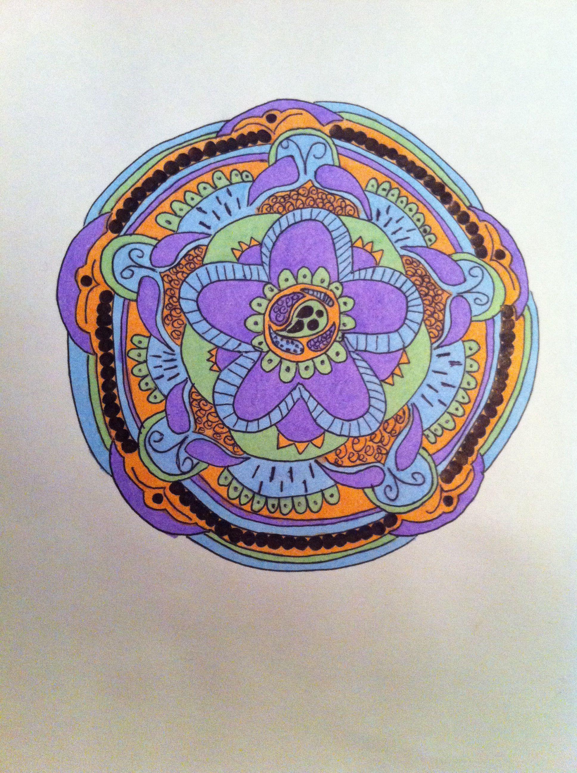 Mandala ggs