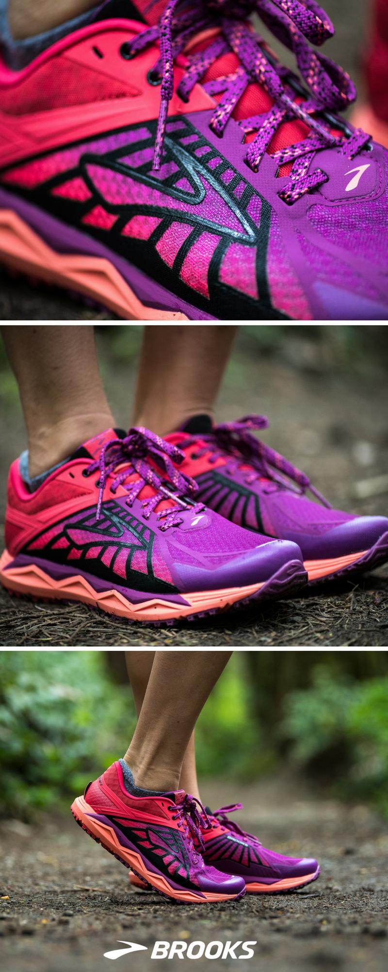 The Womens Caldera Trail Running Shoe