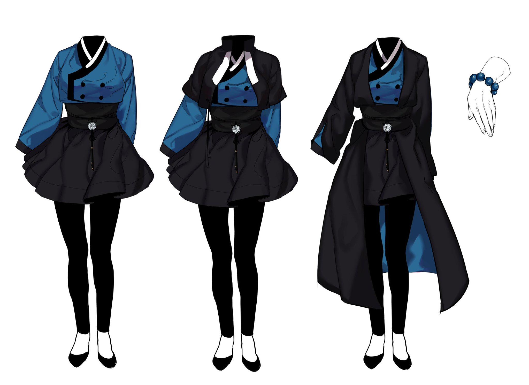 Cool Female Anime Clothes   Novocom.top