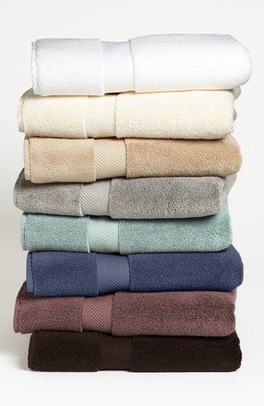 At Home Hydrocotton Bath Towel Bath Towels Towel Blue Towels