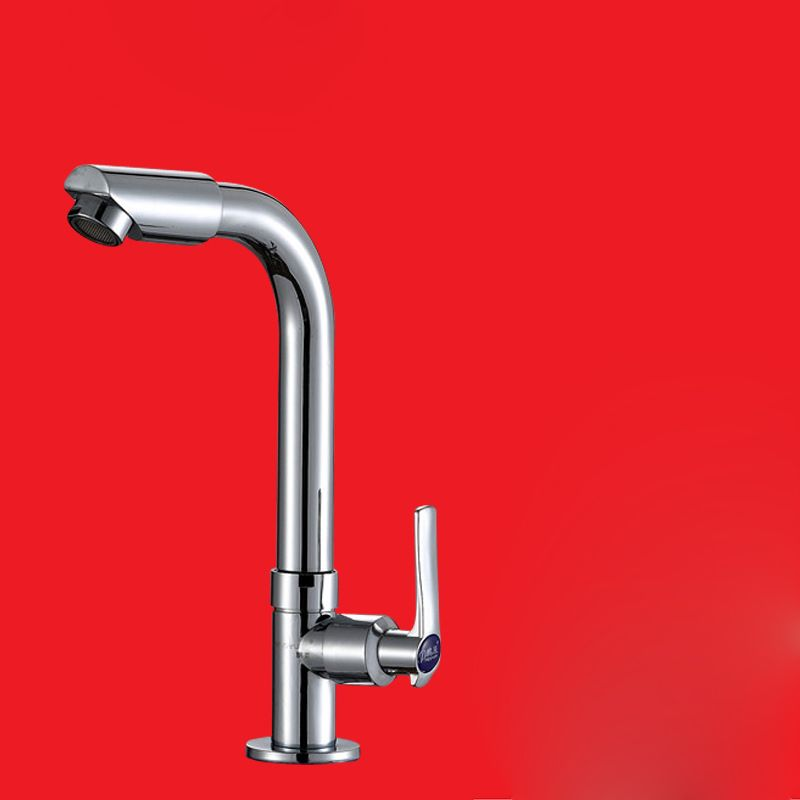 Free Shipping Lowest Price Single Cold Kitchen Sink Faucet With