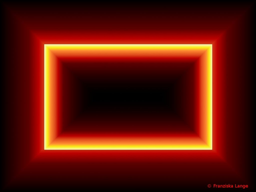 Rectangle | Fiery Rectangle - 1024 by Kitra13