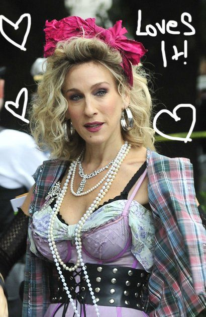 All 3 Susannahs will be variations on this gal very  Madonna  at the  sc 1 st  Pinterest & All 3 Susannahs will be variations on this gal very