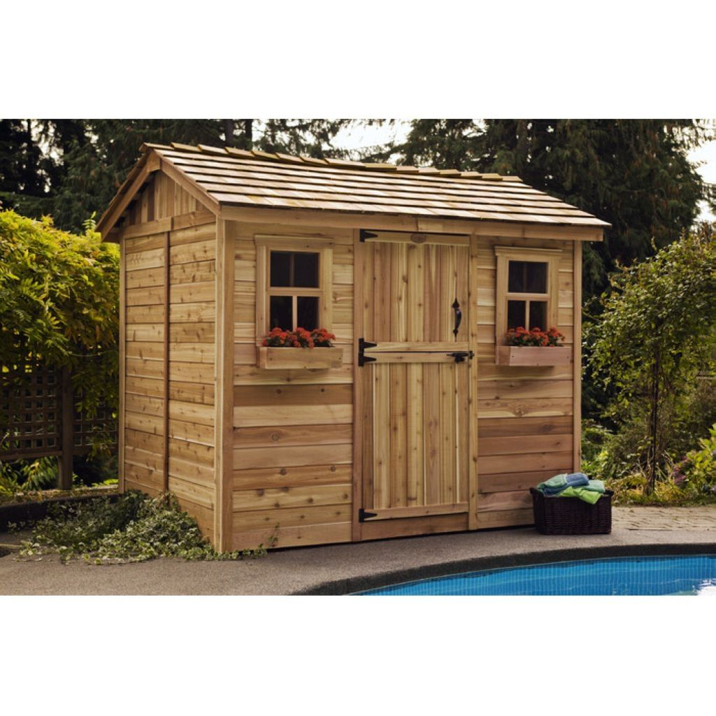 55 creative wooden outdoor storage shed ideas outdoor storage and