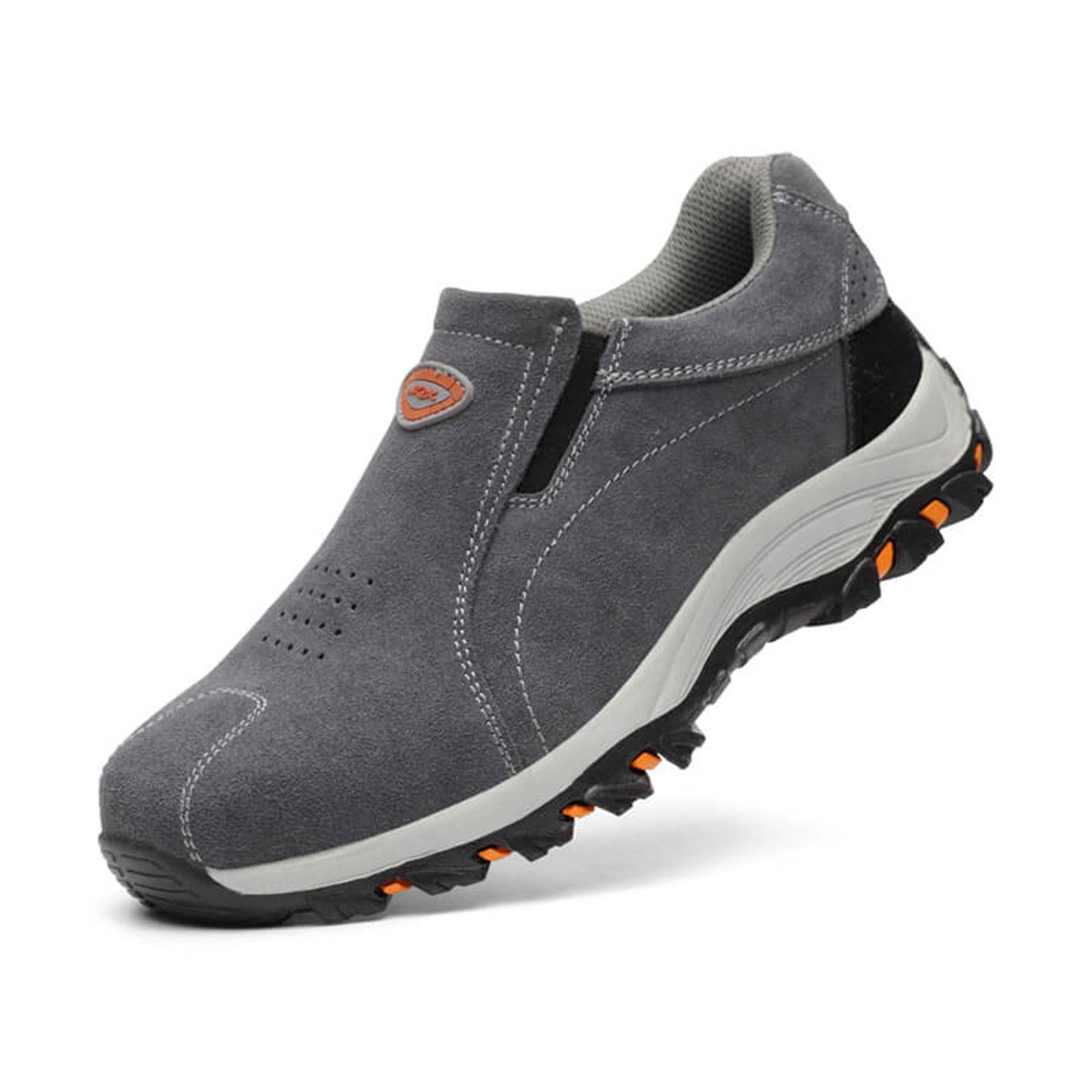 Aox // Gray | Water resistant shoes