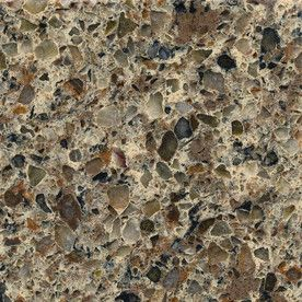 Silestone Sienna Ridge Quartz Kitchen Countertop Sample