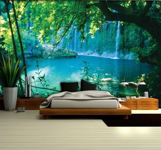 100 Wallpaper Designs For Bedroom Wallpaper Design For Bedroom 3d Wallpaper Design 3d Wallpaper Design For Bedroom