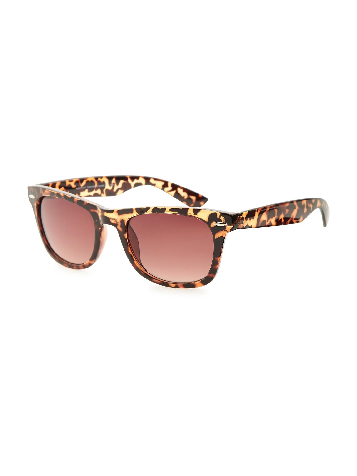0b3da45b752d Old Navy - Classic Retro Sunglasses (Tortoise Shell) | Shanny from ...