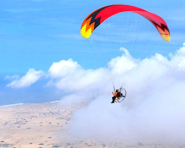 Parajet | Paramotors for Powered Paragliding (PPG) | Paramotor