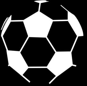Vector Clip Art Online Royalty Free Public Domain Ball Soccer Ball Black N Yellow