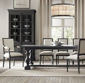 Restoration Hardware Monastery Dining Tables