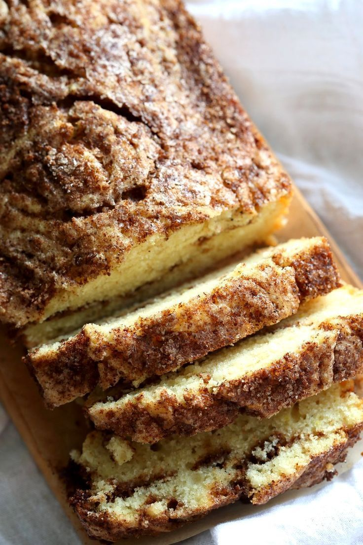 Vegan Cinnamon Swirl Cake