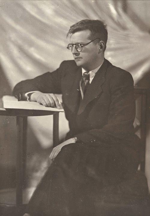 Dmitri Shostakovitch Ca 1946 By Moissei Nappelbaum From Galerie Berinsonmoissej Nappe Classical Composers Musicians Classical Music Composers Classical Music