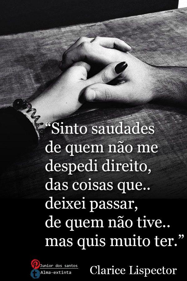 Pin De Jr Dos Santos Em Amor Infinito Pinterest Saudade