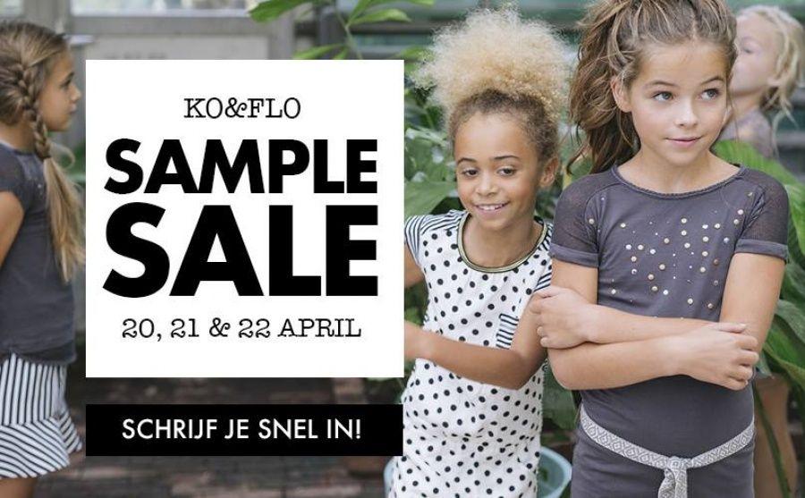 537c75560b4735 Sample sale Ko Flo Kinderkleding -- Oosterhout -- 20 04-22 04 ...