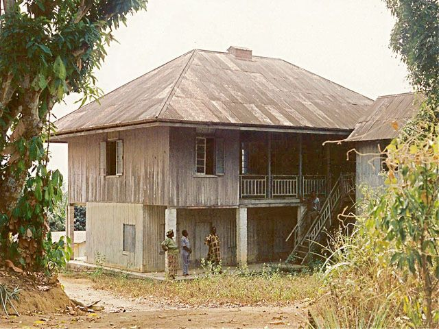 Image result for Mary Slessor's House