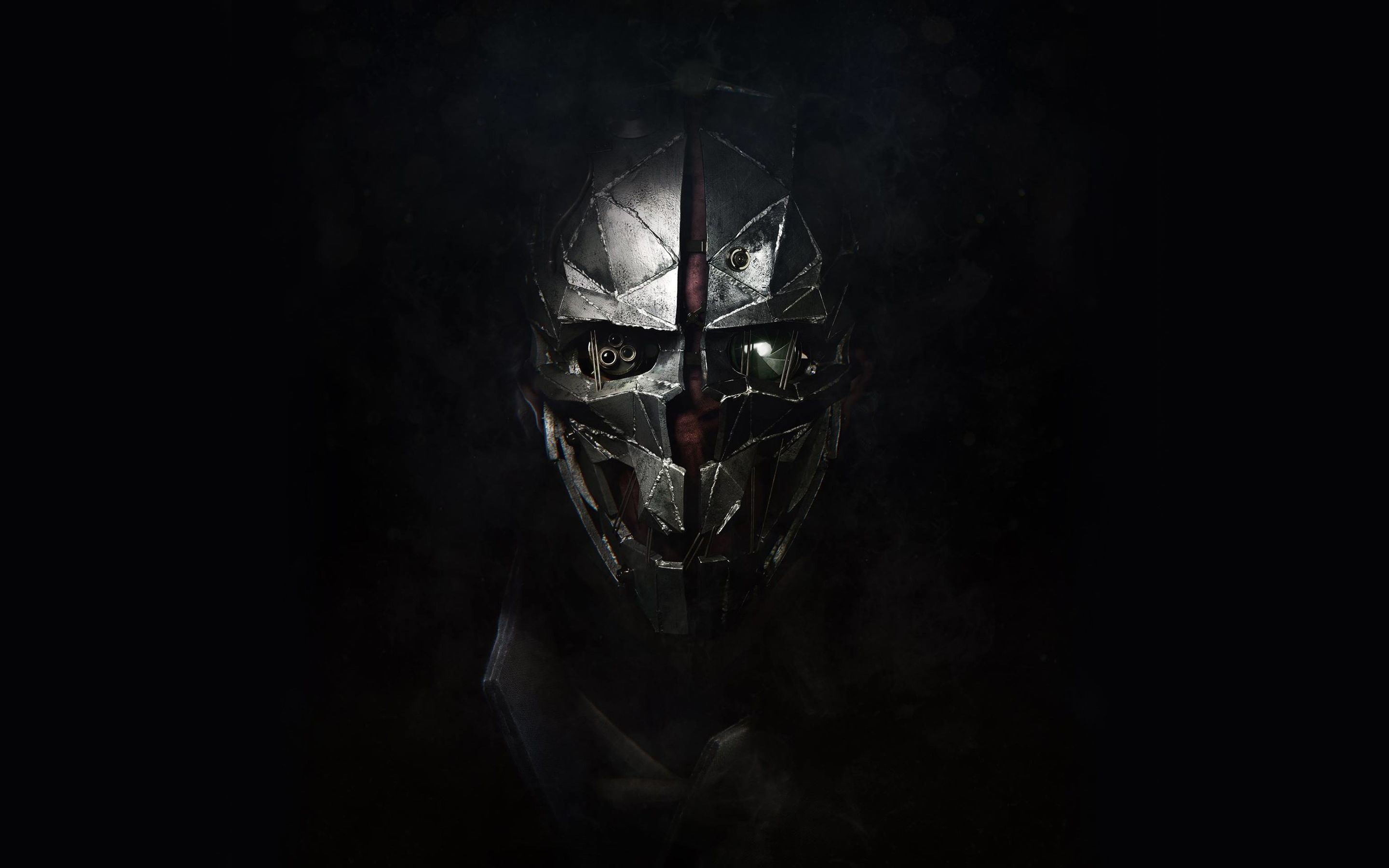 Dishonored 2 Emily Wallpapers 1080p On Wallpaper 1080p Hd Dishonored 2 Dishonored Corvo Mask