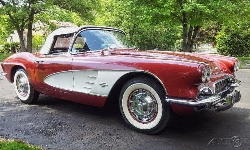 1961 Chevrolet Corvette for sale by Owner Southington
