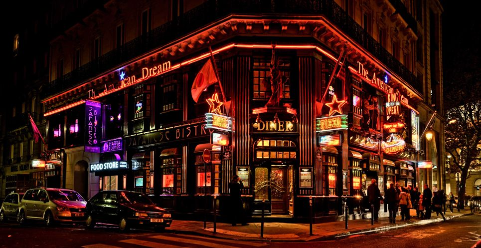 The American Dream Show Bar | Places I\'ve seen | Pinterest
