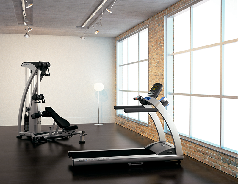Life Fitness T7.0 & G5 con banco | la fitness | Pinterest | La fitness