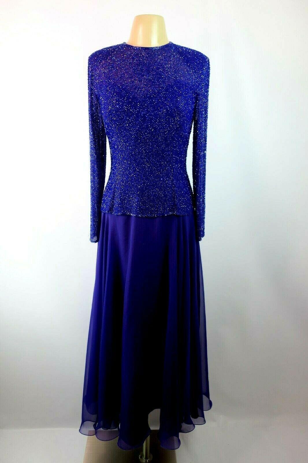 19++ Purple long sleeve dress ideas info