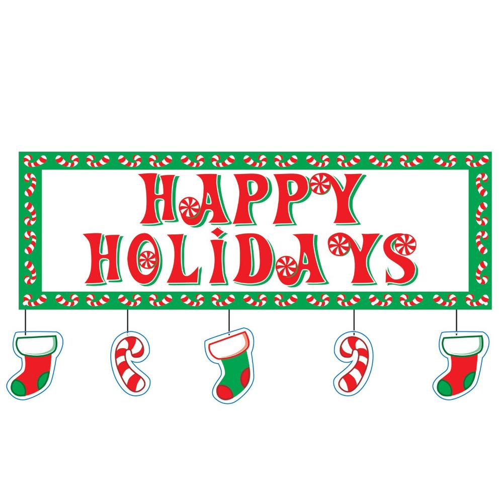 Christmas Happy Holidays Clip Art Happy Holidays Clip Art Holiday Clipart Free Clip Art