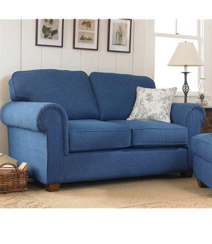 Ultralight Comfort Loveseat, Fabric: Sofas at L.L.Bean 66