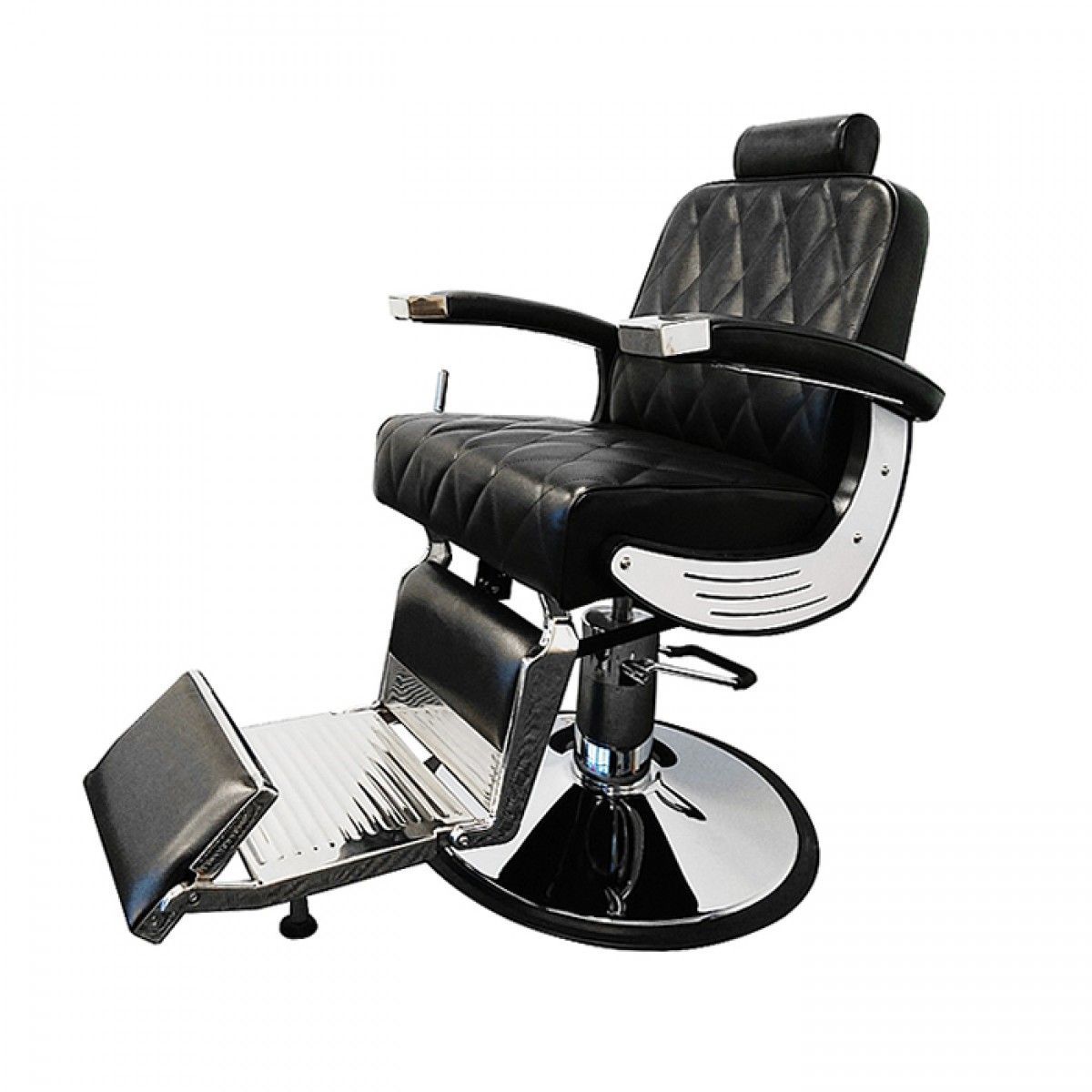 Baron Barber Chair With Heavy Duty Pump Barber Chair Barber